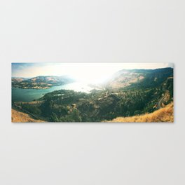 rowena crest view Canvas Print