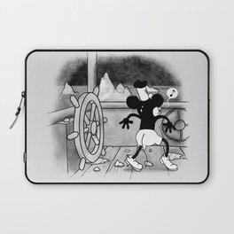 Steamboat Disaster Laptop Sleeve