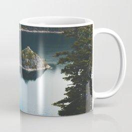 Fannette Island in Emerald Bay - Lake Tahoe, California Coffee Mug