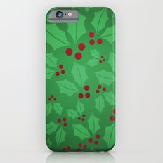 Holly Jolly Christmas Slim Case iPhone 6s