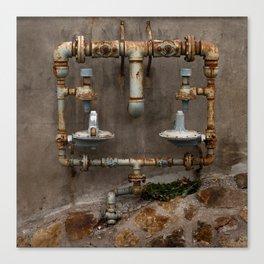 Natural Gas, Ottawa Canvas Print