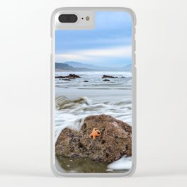 Starfish Clear iPhone Case
