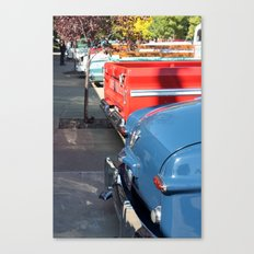bumper crop Canvas Print