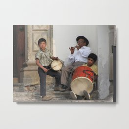 Musical Tones ? Metal Print