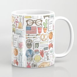 New Girl Coffee Mug