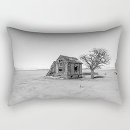 Frontier Finality Rectangular Pillow