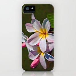 Hula Flower iPhone Case