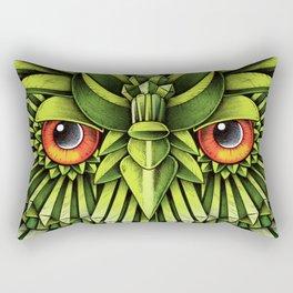 Crystal Owl EDC Rectangular Pillow