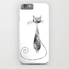 Serious Cat Slim Case iPhone 6s