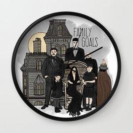 Addams Fam Wall Clock