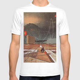Tracing your Steps T-shirt