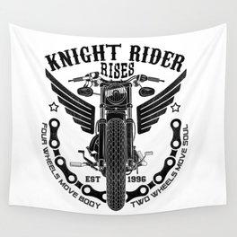 Biker Rider - Ride OR Die - Biker saying quote Wall Tapestry