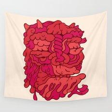 Head No.173 Wall Tapestry