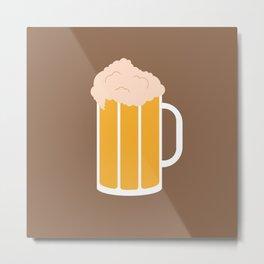 Beer! Metal Print