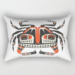 The Crab Rectangular Pillow