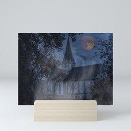 Mystery of Blaubeueren Mini Art Print