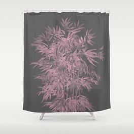 Bamboo fantasy Shower Curtain