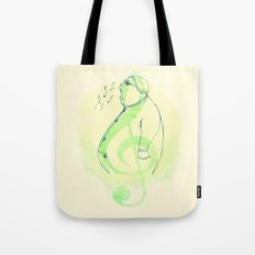 Color, Shape and Sound Tote Bag