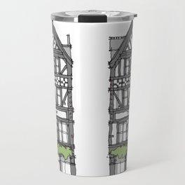 The George Pub London Travel Mug