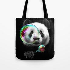 PANDA BUBLEMAKER Tote Bag