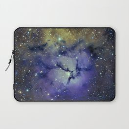 Pansy in Space Laptop Sleeve