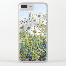 Following the Sun Clear iPhone Case