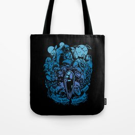 Sundered and Undone Tote Bag