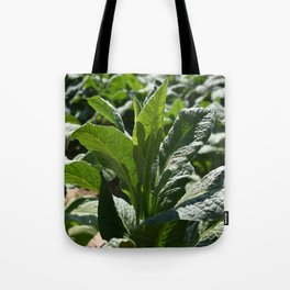 Lush in Green Tote Bag