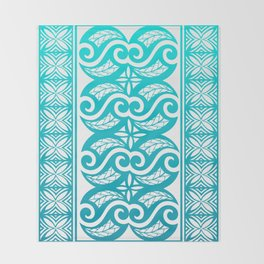 Liana Design Throw Blanket