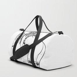 Mirror mirror Duffle Bag