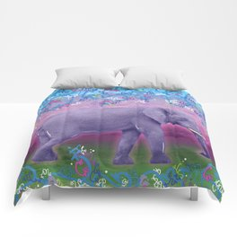 Extraordinary Little (Big) Elephant Comforters