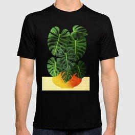 Swiss Cheese Plant T-shirt