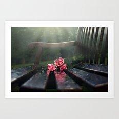 In Memory Art Print