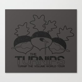 The Turnips Canvas Print