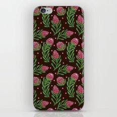 The Sweet Protea  iPhone Skin