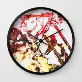 Unshambled Wall Clock