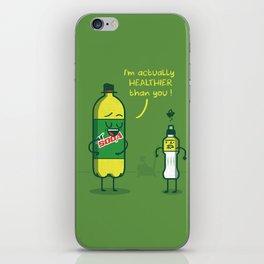 M'Soda iPhone Skin