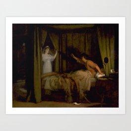 Sir John Everett Millais, Bt 1829–1896  Speak Speak Art Print