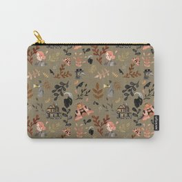 Gothic Novel Carry-All Pouch
