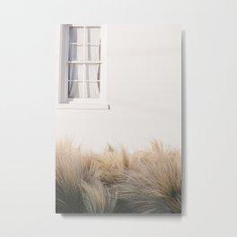 Marfa Minimalism Metal Print