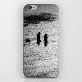 Knee Deep iPhone Skin