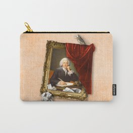 The Scribe's Secret Chamber Carry-All Pouch