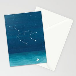 Ursa Major Constellation Stationery Cards