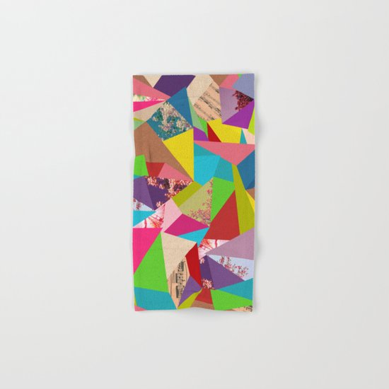 Colorful Thoughts Hand & Bath Towel