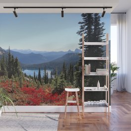 Autumn in the PNW Wall Mural