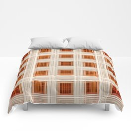 Ambient 11 Squares Comforters