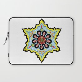 Alright linda belcher mandala kaleidoscope Laptop Sleeve