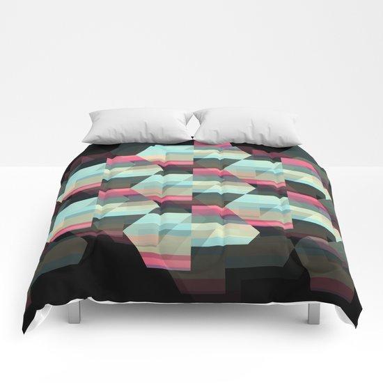 Hexagon Comforters