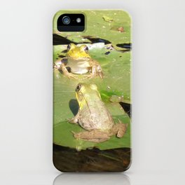 Happy Friends iPhone Case