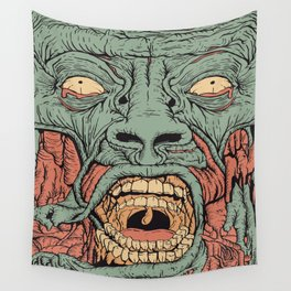 face2 Wall Tapestry